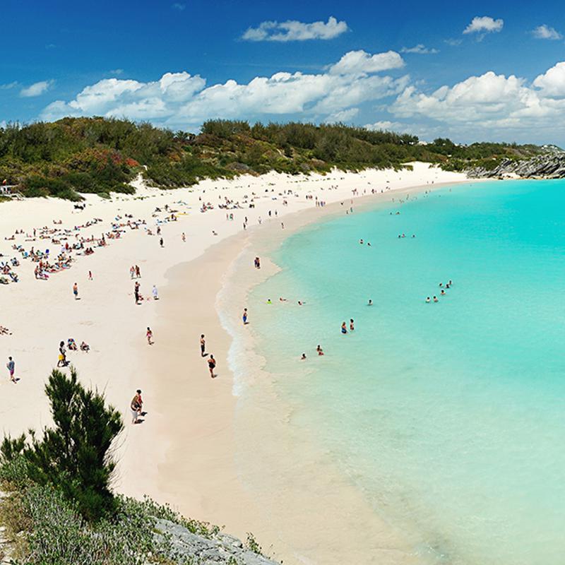 Horseshow Bay Bermuda