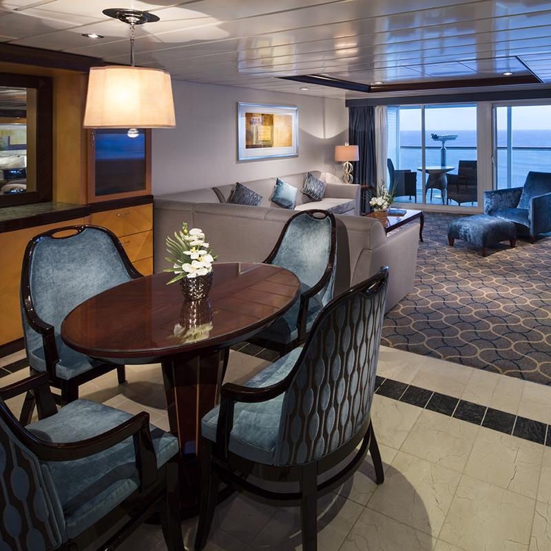 Owner's Suite - 1 Bedroom - Freedom of the Seas