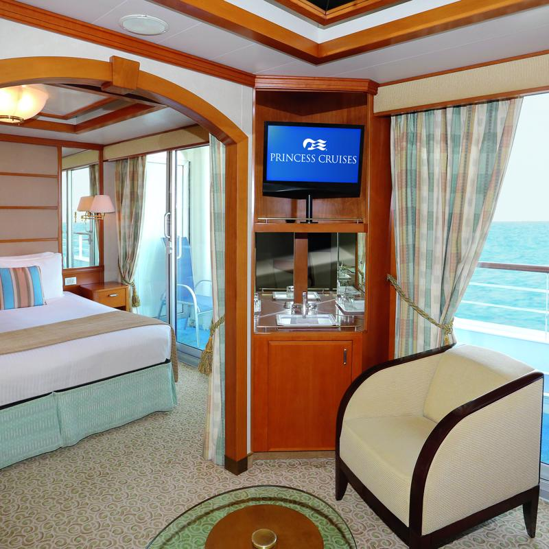 Cabins On Sea Princess Iglucruise