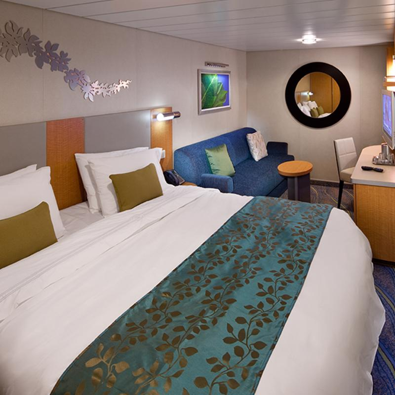 Interior Stateroom - Voyager of the Seas