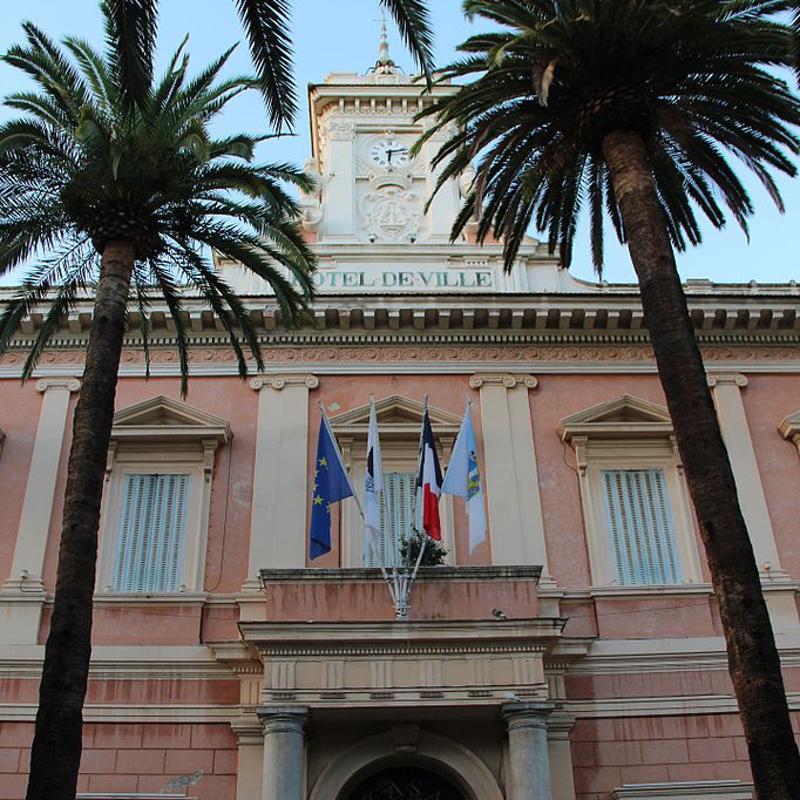 Salons Napoleoniens Ajaccio Corsica France