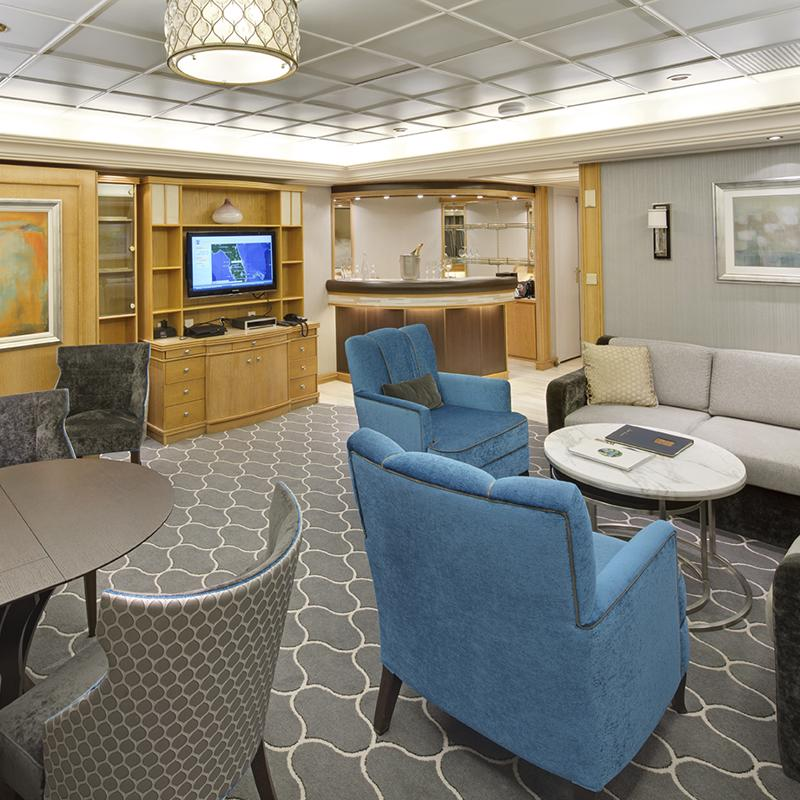 Royal Suite with Balcony - Empress of the Seas