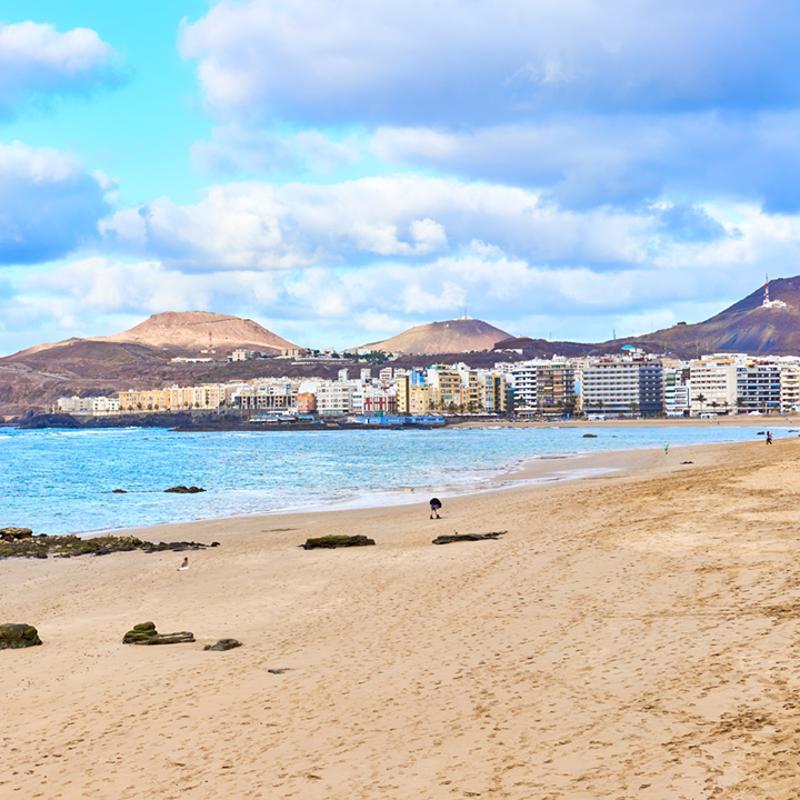 Las Canteras Las Palmas Gran Canaria Spain