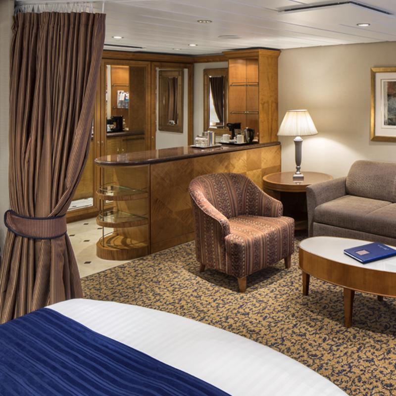 Grand Suite - 1 Bedroom - Brilliance of the Seas