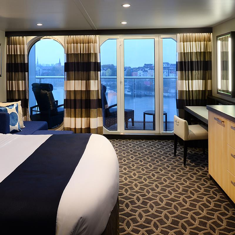 Suite Guarantee-Ovation of the Seas