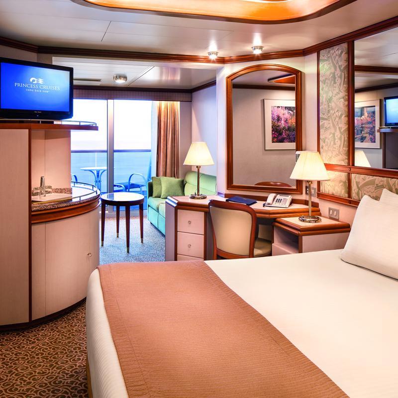 Cabins On Caribbean Princess Iglucruise