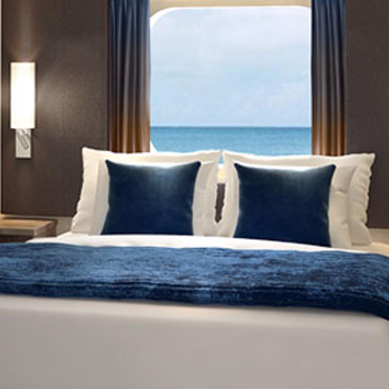 Family Oceanview with Large Picture Window - Norwegian Encore