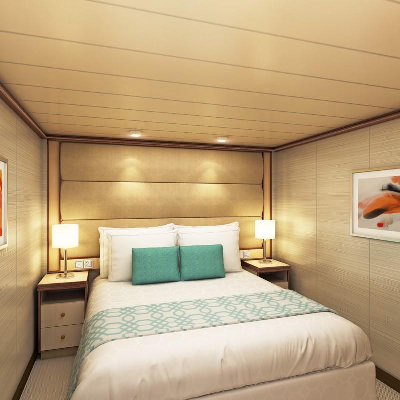 interior suite onboard Enchanted Princess