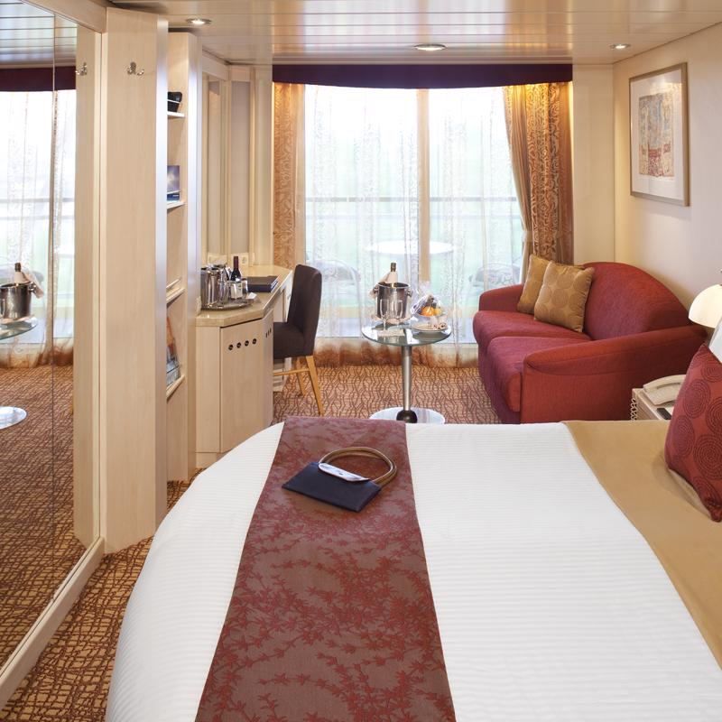 Concierge Class Stateroom - Celebrity Reflection