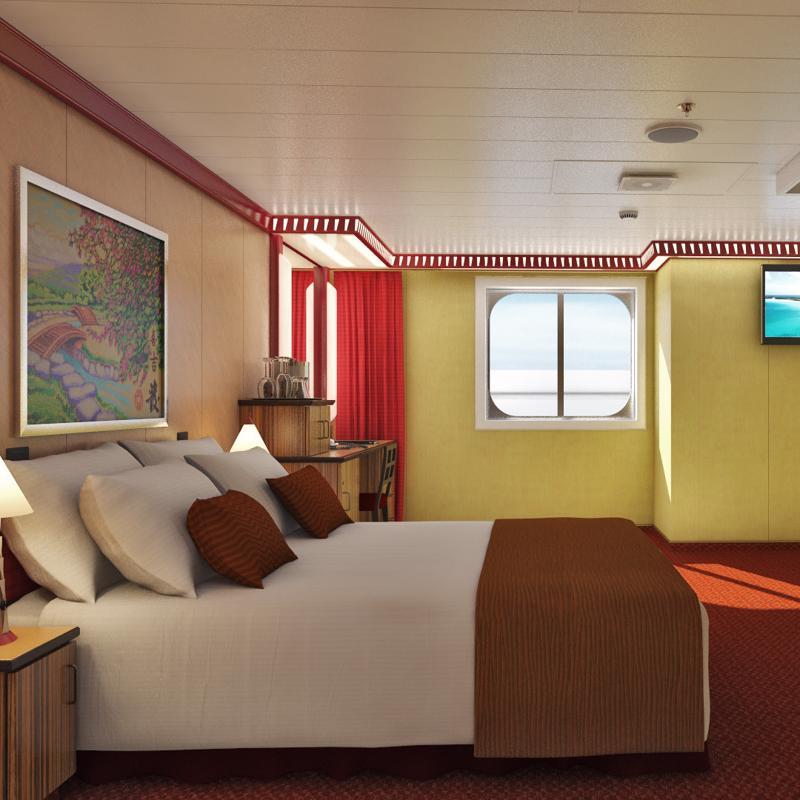 Cloud 9 Spa Oceanview - Carnival Splendor
