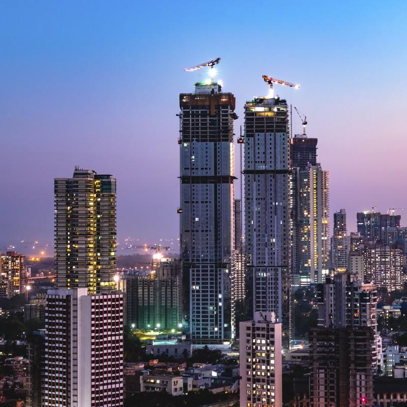 Mumbai (Bombay) - Overnight onboard
