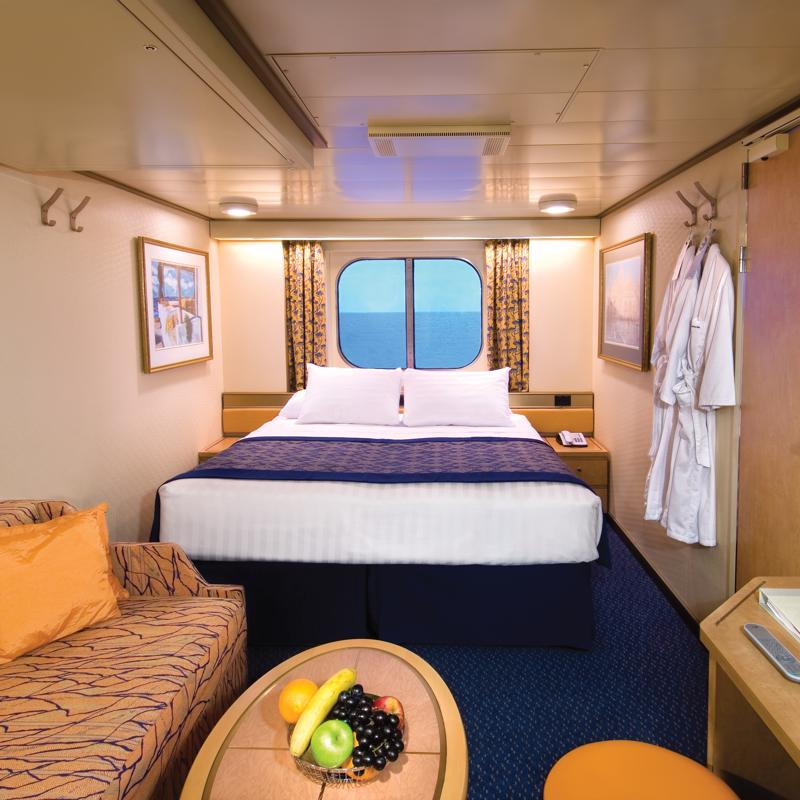 Fully Obstructed Ocean Views - MS Oosterdam