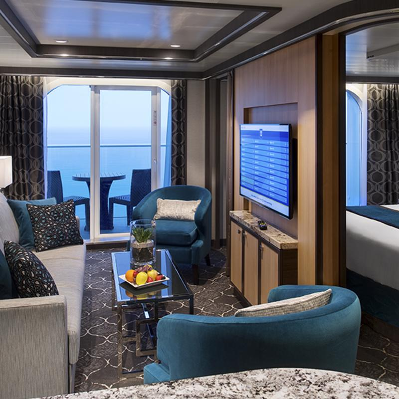 Grand Suite - 2 Bedrooms - Harmony of the Seas