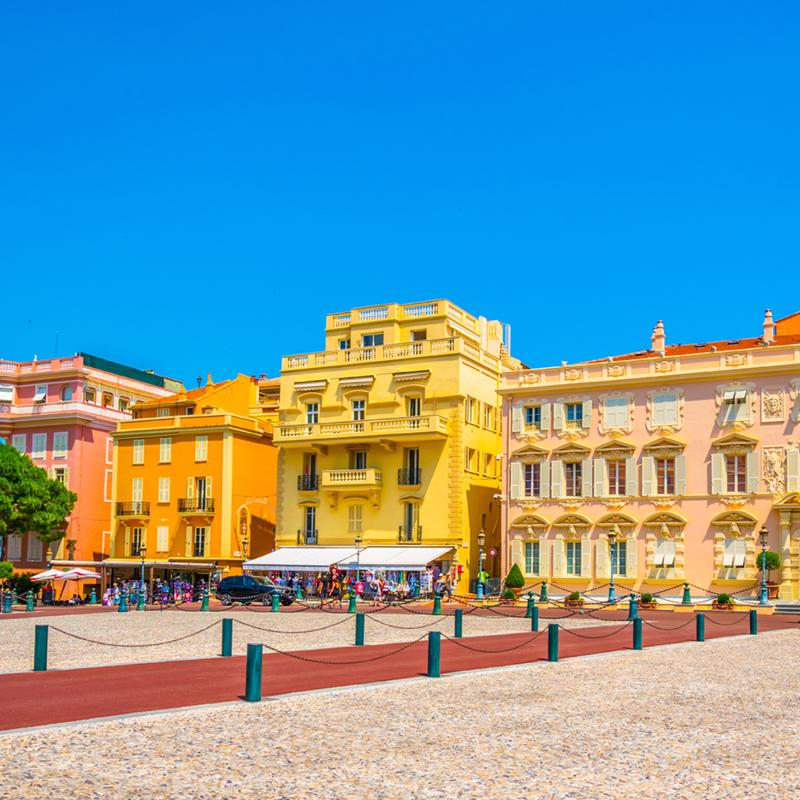 Palais du Prince Monte Carlo Monaco