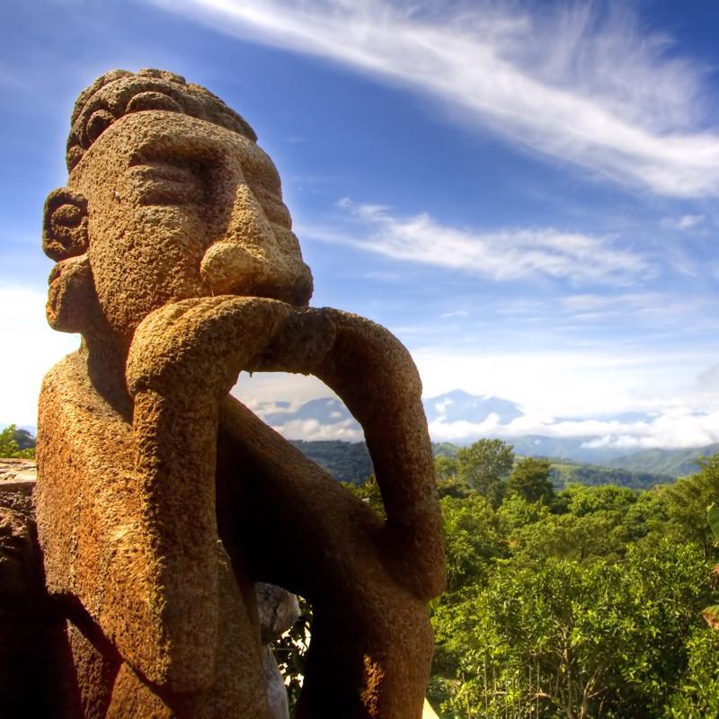 Lost Mayan Adventure Park Mahahual Mexico