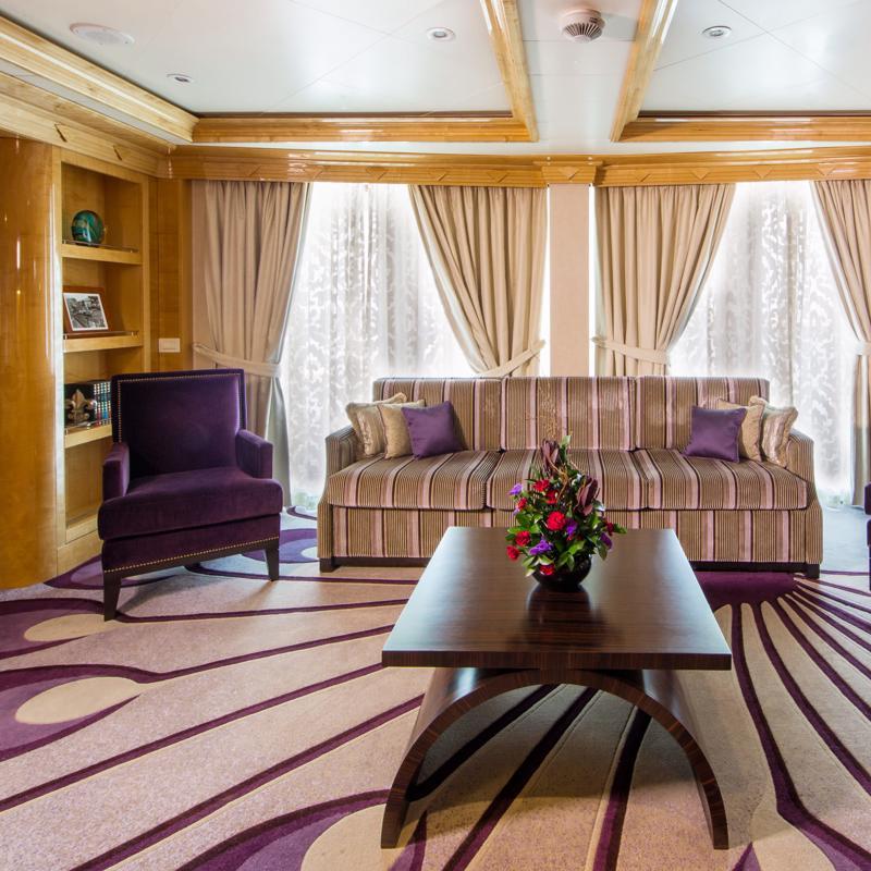 Concierge Royal Suite - Disney Magic