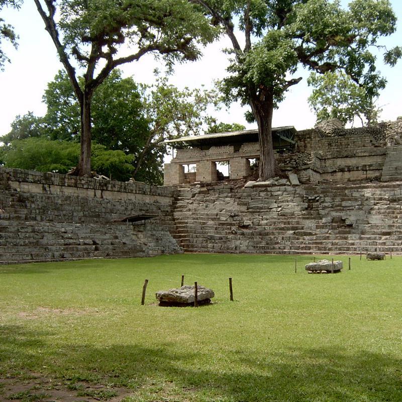 Mayan Ruins, Tikal Puerto Quetzal Guatemala