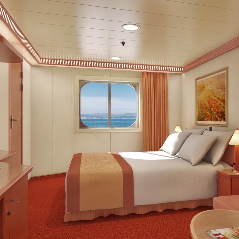 Ocean View - Carnival Conquest