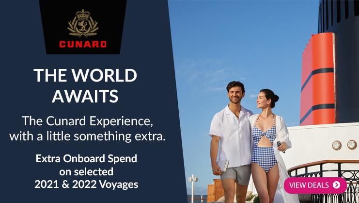 Cunard Wave 2021