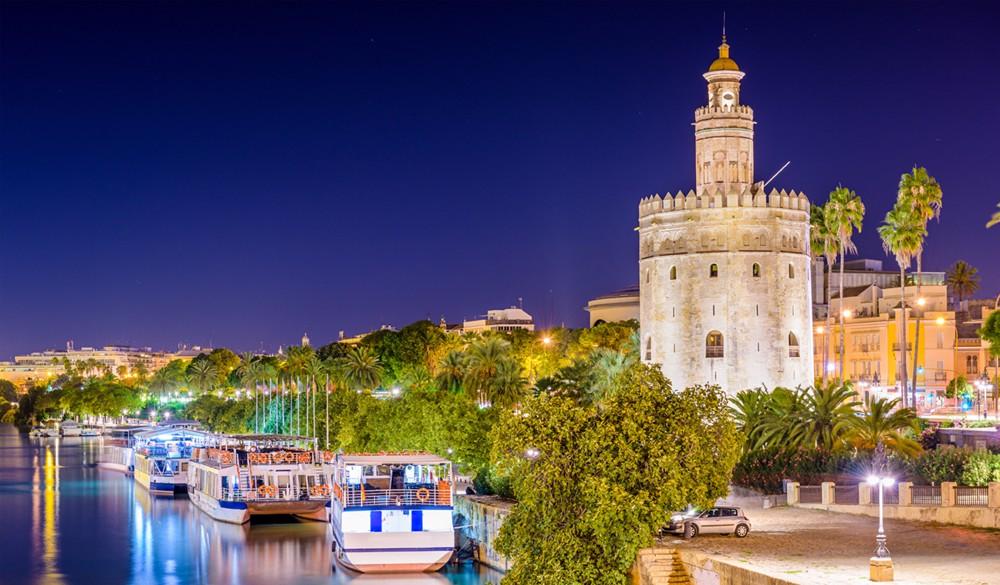 Seville - Overnight onboard
