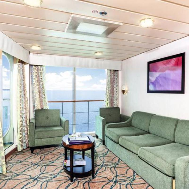 Family Suite with balcony - Marella Discovery