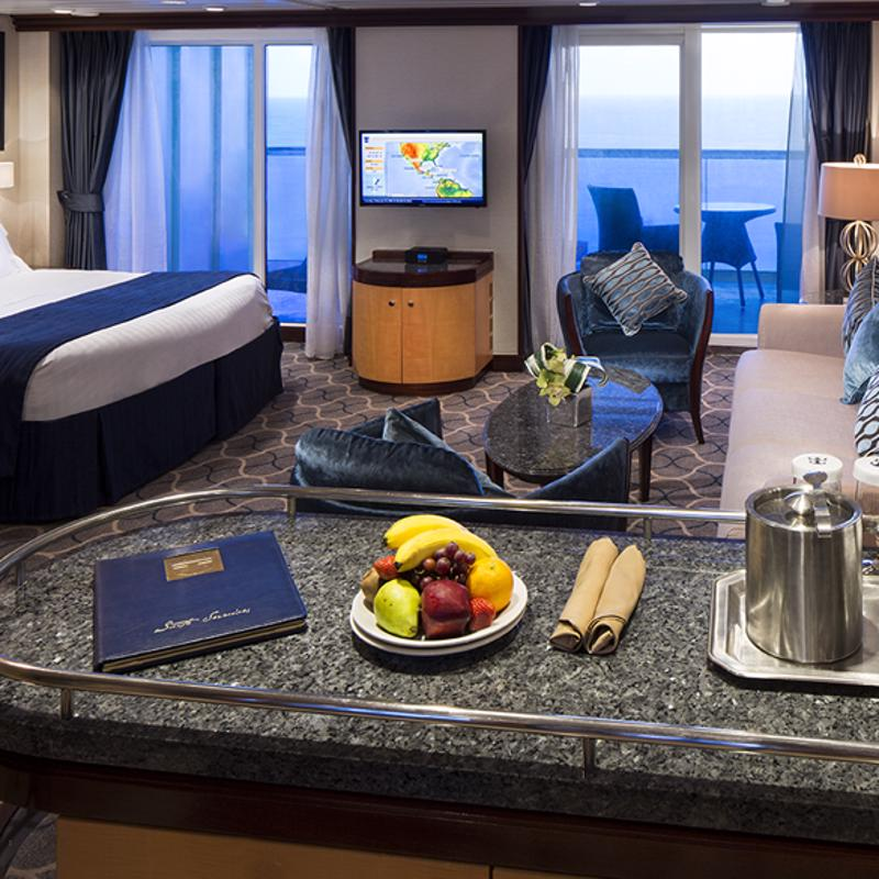 Grand Suite - 1 Bedroom - Adventure of the Seas
