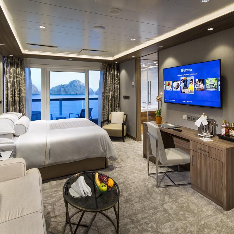 Club Spa Suite - Azamara Journey