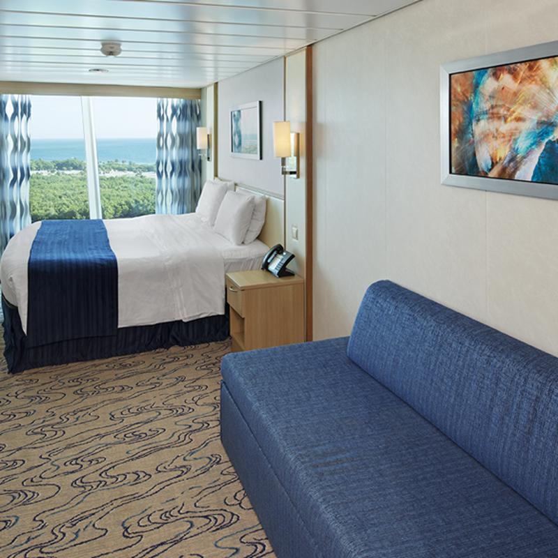 Balcony Guarantee-Navigator of the Seas