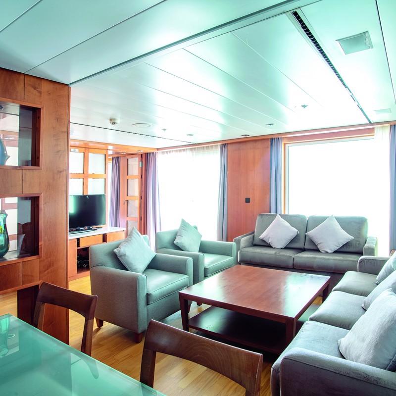 Executive Suite Cabin with Balcony and Premier Service-Marella Explorer 2