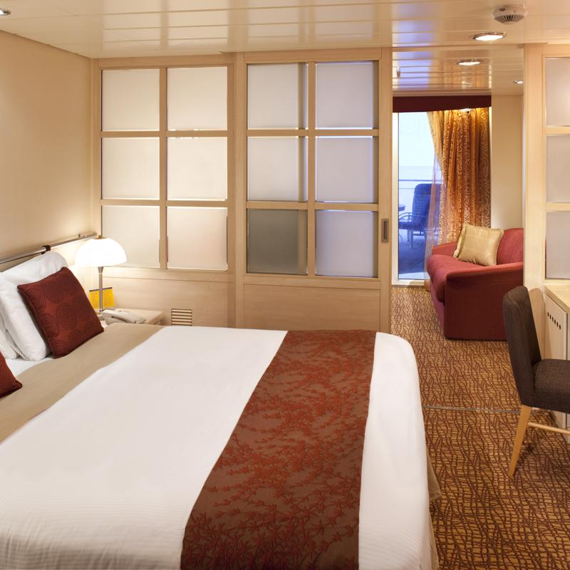 Family Ocean View Stateroom - Celebrity Infinity