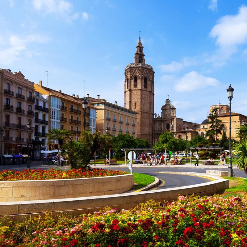 El Miguelete Valencia Spain