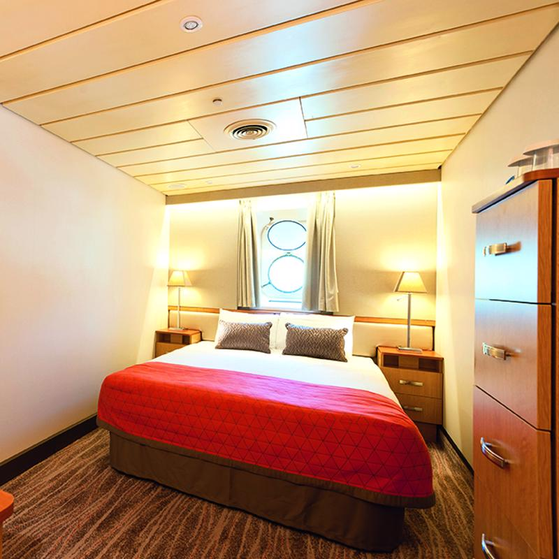 outside cabin onboard marella discovery