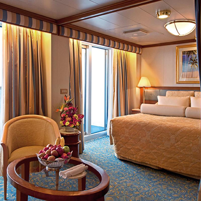 Two Bedroom Family Suite - Star Princess