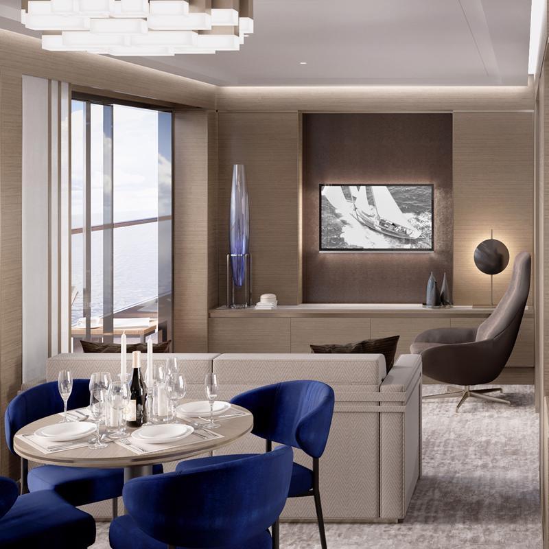 The Signature - Ritz-Carlton Yacht I