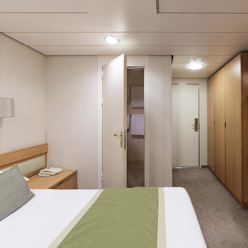 Larger Inside cabin - P&O Aurora
