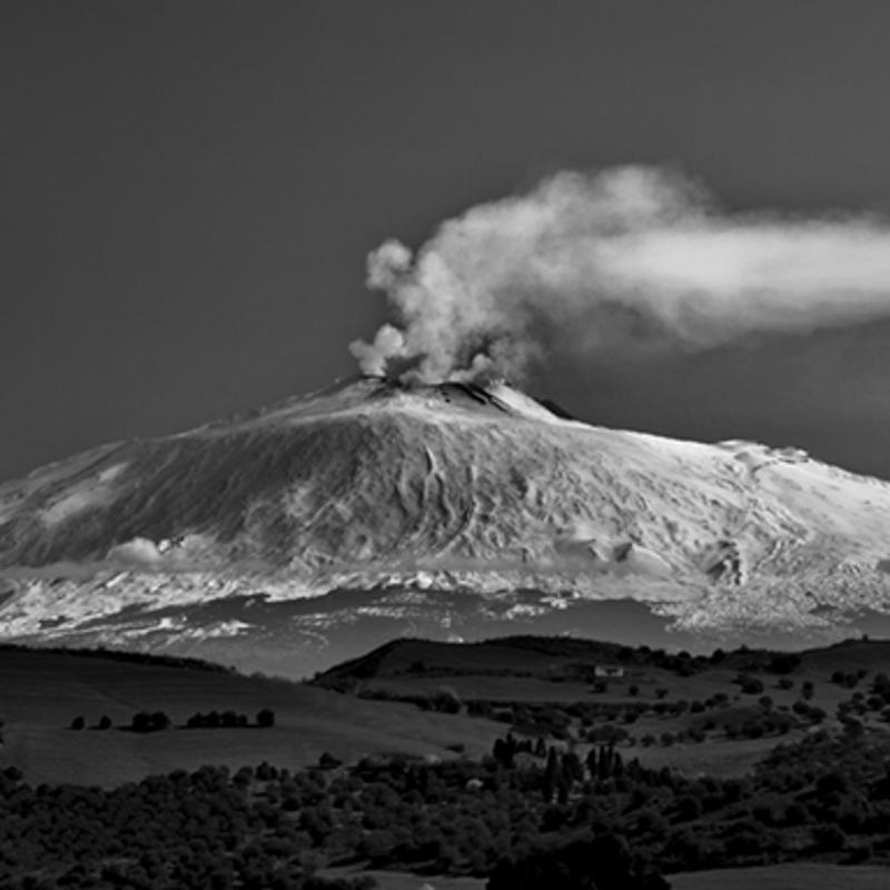 Mount Etna Catania Sicily Italy
