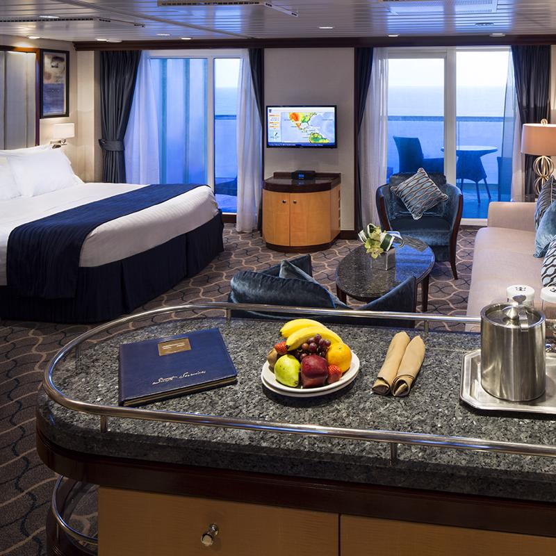 Grand Suite with 2 bedrooms - Explorer of the Seas