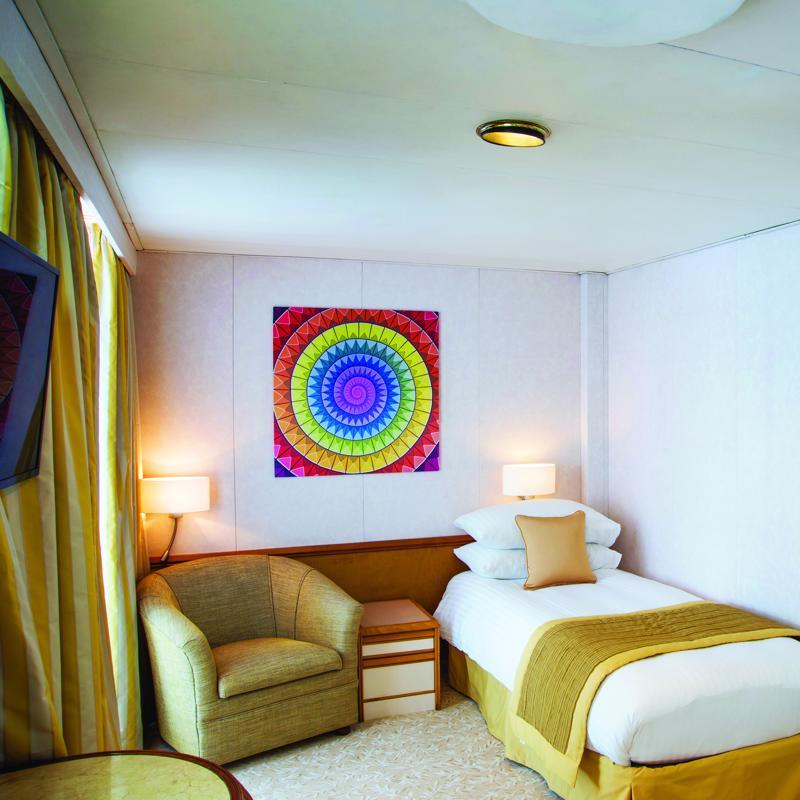 Single Balcony Suite - Braemar