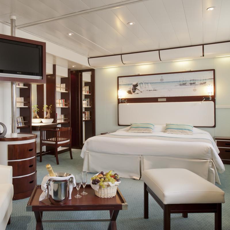 Armateur Suite - Club Med 2