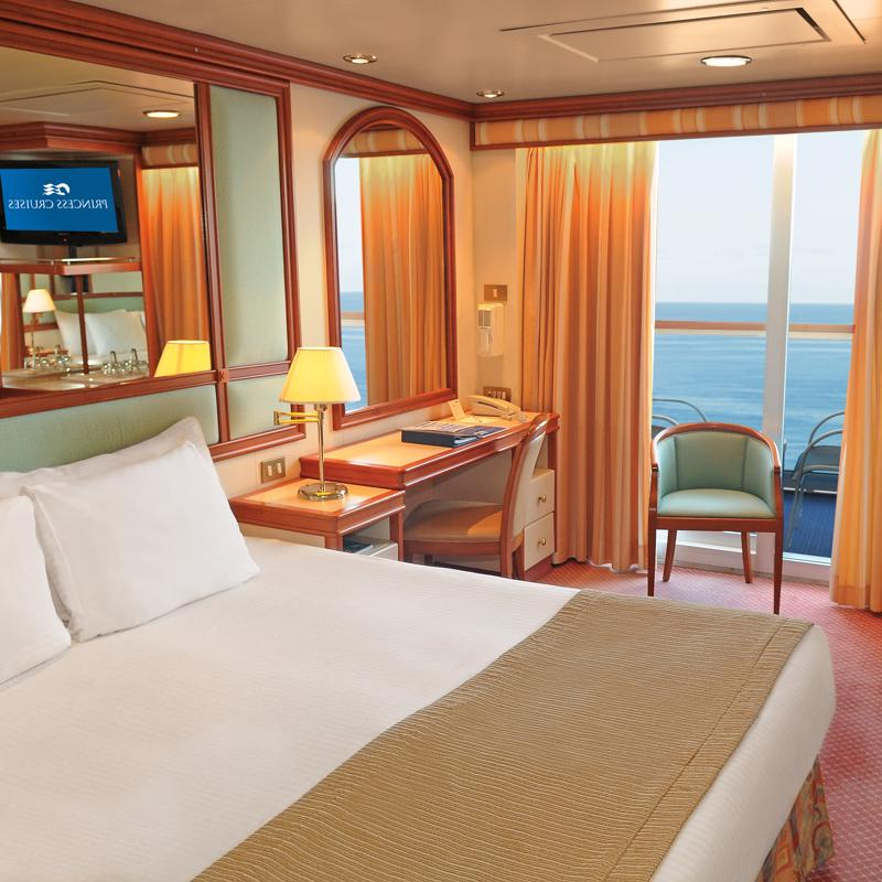 Cabins On Coral Princess Iglucruise