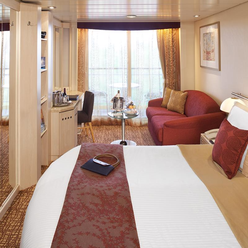 Concierge Class Stateroom - Celebrity Constellation