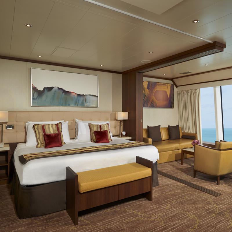 2-Bedroom Family Suite with Balcony - Norwegian Dawn