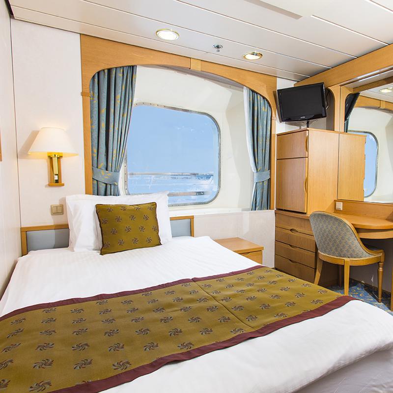 Family Sea view suite - P&O Iona
