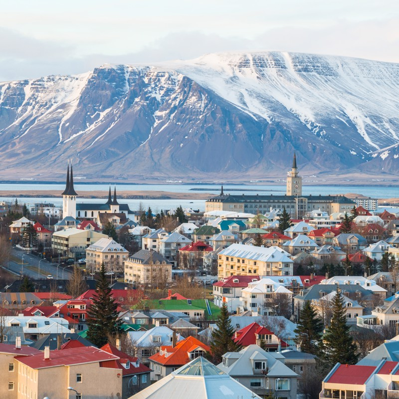 Reykjavik - Overnight onboard