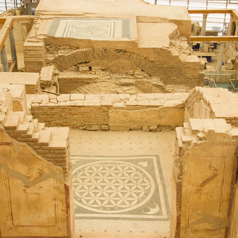 Ephesus Archaelogical Museum Kusadasi Turkey