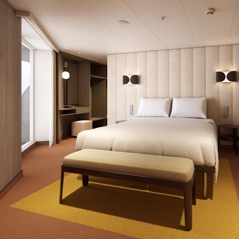 Suite with balcony - Costa Smeralda