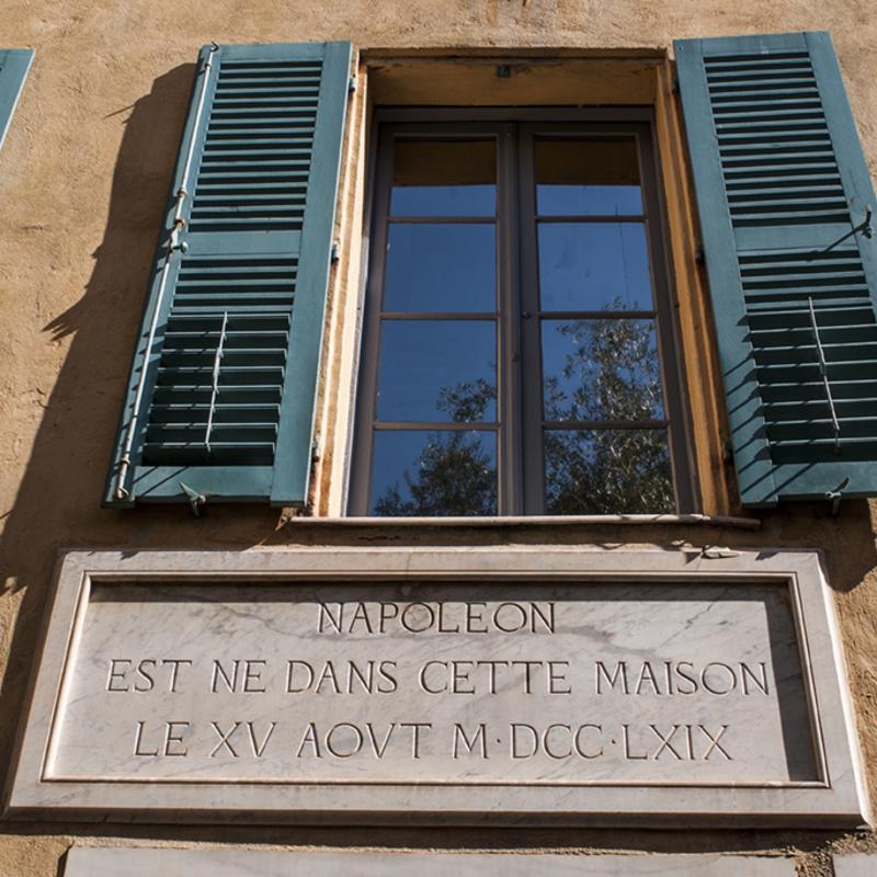 Maison Bonaparte Ajaccio Corsica France