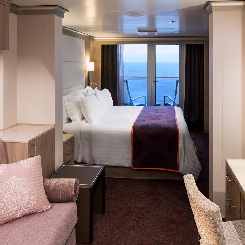 Vista Suites - MS Koningsdam