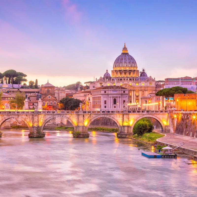 Mediterranean - Rome - Italy