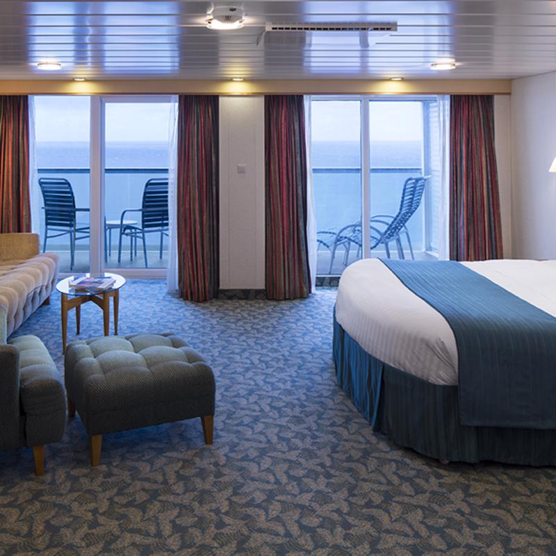Junior Suite-Navigator of the Seas